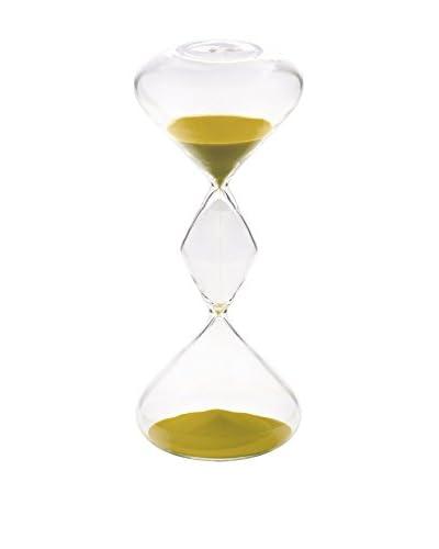 BITOSSI HOME Reloj de arena Mini Clessidre Oro