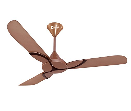 Orient Electric Cristo 1200 MM Ceiling Fan Topaz Gold – Metallic Brown
