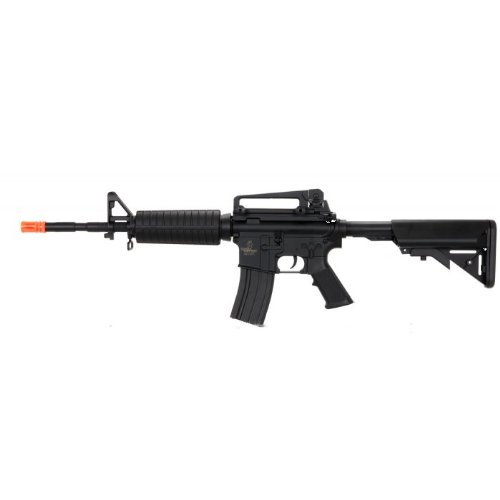 lancer tactical lt-03b m4 electric airsoft gun metal gear fps-400(Airsoft Gun) (Airsoft Guns Fps 400 compare prices)