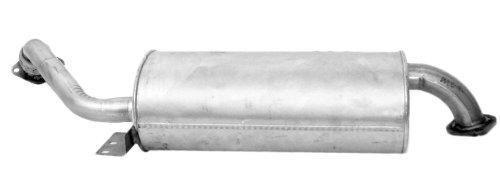 Exhaust Muffler Assembly-Quiet-Flow SS Muffler Assembly fits 00-03 Dodge Durango
