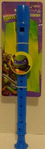 Teenage Mutant Ninja Turtles Flute Recorder - 1