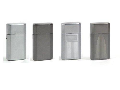 Ronson Jetlite Butane Torch Lighter - 4 Pack Assortment