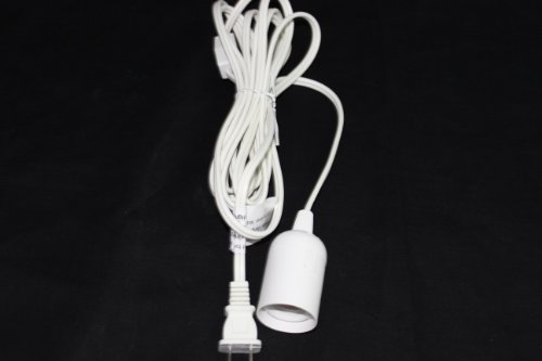 12' Hanging Lantern Cord with On/Off Switch