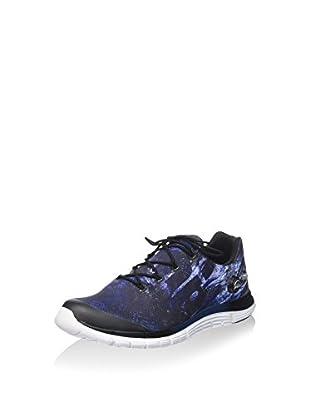 Reebok Zapatillas Zpump Fusion (Negro / Azul / Blanco)
