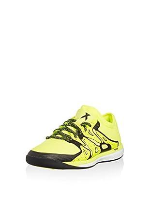adidas Zapatillas de fútbol Adidas X 15.1 Boost (Amarillo)