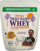 Jay Robb Sweet Dairy Whey -- 32 Oz