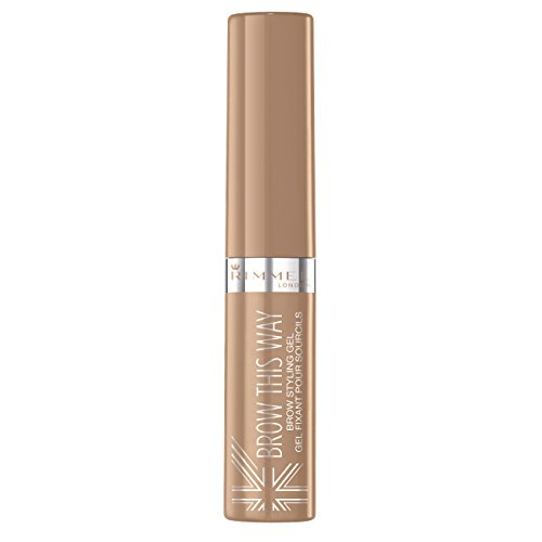Rimmel Brow This Way, Gel per sopracciglia, biondo