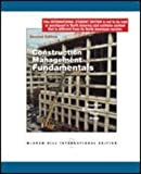 img - for Construction Management Fundamentals by Clifford J Schexnayder (2008-10-01) book / textbook / text book