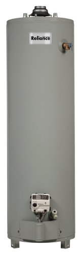 Reliance 9 50 Ukrt 22 Inch 50 Gallon Gas Water Heater Home