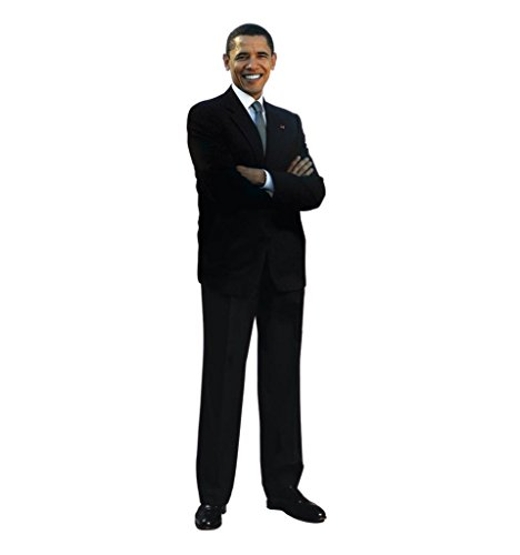 President Barack Obama - Advanced Graphics Life Size Cardboard Standup front-1010123
