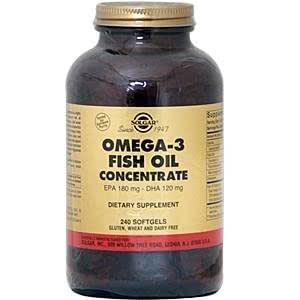 Solgar omega 3 fish oil concentrate softgels for Omega 3 fish oil amazon