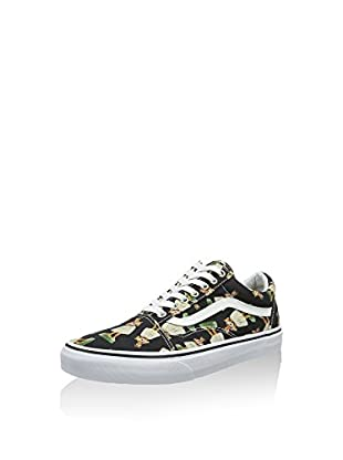Vans Zapatillas Skool (Negro / Multicolor)