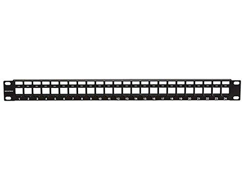 Keystone Jack Panel, 24 ports