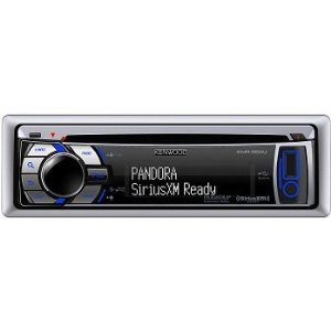 Kenwood Kmr-550U In-Dash Marine Usb/Cd Receiver With Siriusxm Interface