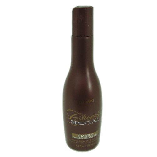 Brazilian Haircare Nunaat Chocolat Special Shampoo Creamy Chocolate