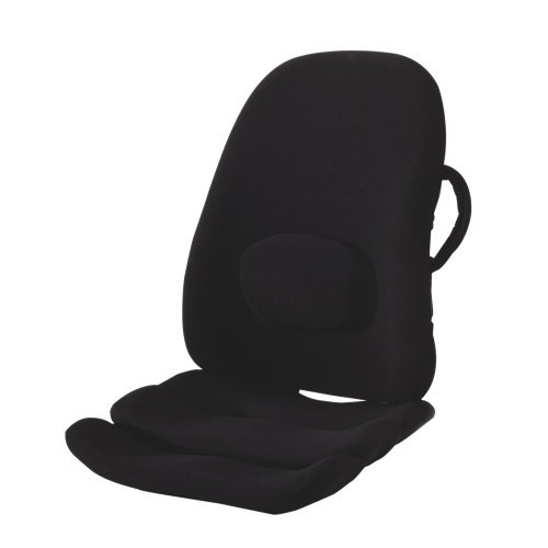 Obusforme Ultimate Ergonomic Seating Combo, Obus Lowback Backrest & Ergonomic Seat Cushion and Positioner, Pain Relief, Comfortable, For Travel & Home/Office/Car/Seat, Sciatica & Muscle Ache Relief (Seat Cushions For Back Pain compare prices)