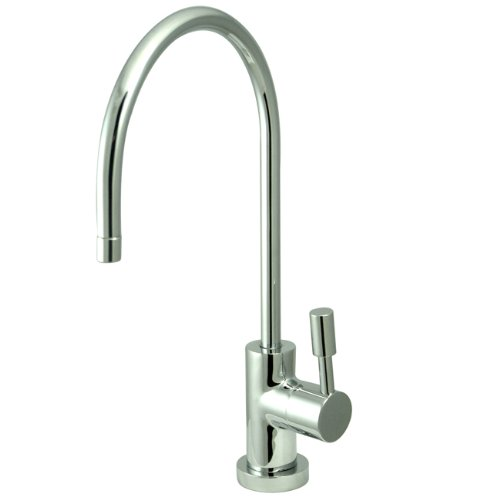 Kingston Brass Gourmetier KS8191DL Concord 1/4 Turn Forged Water Filter Faucet , Polished Chrome