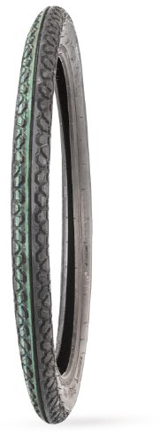 IRC NR21 Tire - Rear - 3.00-17 , Position: Rear, Tire Size: 3.00-17, Rim Size: 17, Load Rating: 45, Speed Rating: P, Tire Type: Scooter/Moped 301627