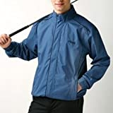 Ping Tornado Men's Waterproof Golf Jacket - Blue, XXL