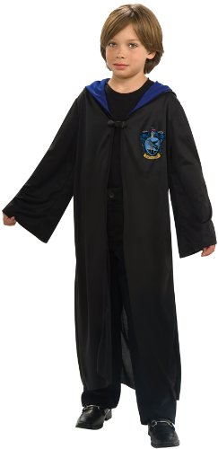 Ravenclaw Robe Unisex Child Costume (Small)