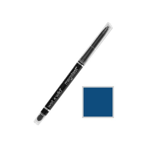 ウェットアンドワイルド MEGA LAST RETRACTABLE EYELINER Navy