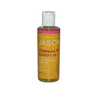 JASON NATURAL PRODUCTS Vit E Oil 5000 IU 4 oz