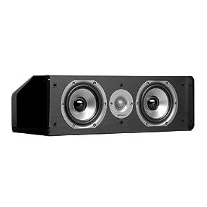 Amazon - Polk Audio CS10 Center Channel Speaker - $79.99