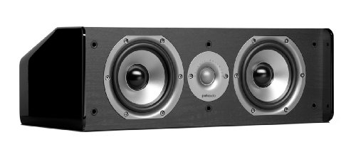 Check Out This Polk Audio CS10 Center Channel Speaker (Single, Black)