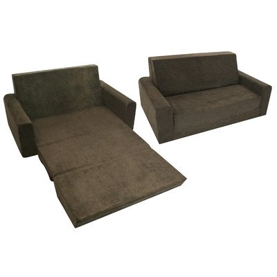 Twin Sleeper Chair Bed 8221 front