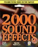 2000 Sound Effects