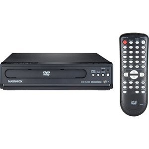Magnavox DP100MW8B Progressive scan DVD player