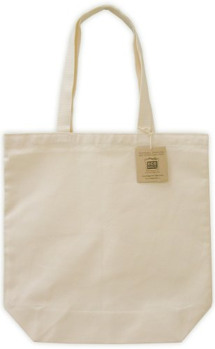 Наплечная сумка ECOBAGS Everyday Shopper Canvas Tote Bag