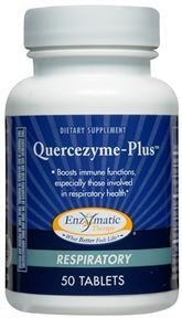 Quercezyme-Plus Enzymatic Therapy Inc. 50 Tabs
