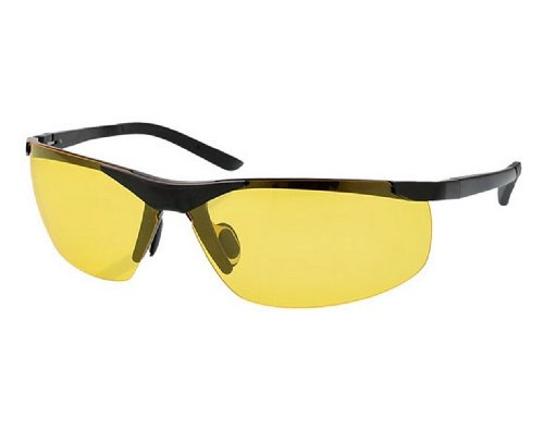 Night Vision Glasses To Drive At Night In The Evening Dedicated Driver Luminous Glare Polarizer Driving Mirror
