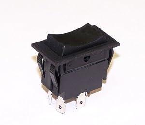 30 Amp Rocker Switch Polarity Reverse DC Motor Control