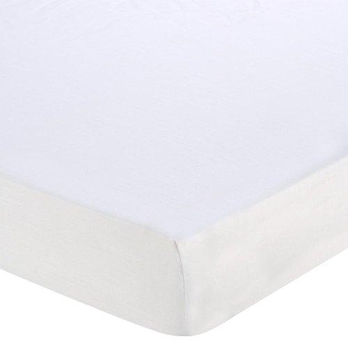 Babies R Us Tencel Crib Sheet - White