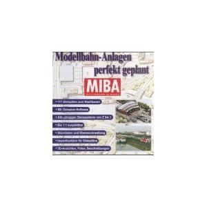 Modellbahn-Anlagen perfekt geplant, 1 CD-ROM Für Windows ab 95/98/NT
