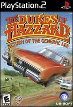 Dukes Of Hazzard: Return Of The General Lee - Playstation 2 front-1045190