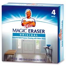 Procter & Gamble Commercial Products - Mr. Clean Magic Eraser Pads, 4-3/5