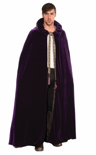 Forum Deluxe Designer Collection Reversible Medieval Cloak