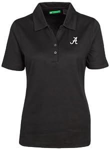 NCAA Alabama Crimson Tide Ladies Castlebar Polo Shirt by Oxford