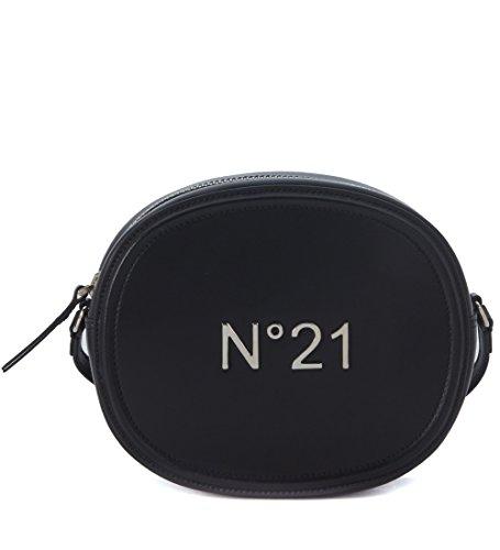 bolso-bandolera-circular-grande-n21-en-piel-cepillada-negra