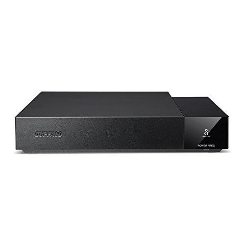 BUFFALO SeeQVault対応 AV向けドライブ採用 高耐久 静音 3.5インチ外付けHDD 3TB HDV-SQ3.0U3/V