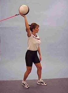 Duraband Volleyball Training System