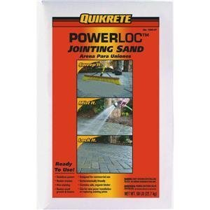 50 lb. PowerLoc Jointing Sand
