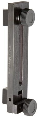 Mitutoyo 619032 Holder B For Rectangular Gage Block, 90mm Radius, 126mm Length