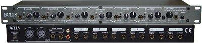 Rolls Ra62C 6 Channel Headphone Amp