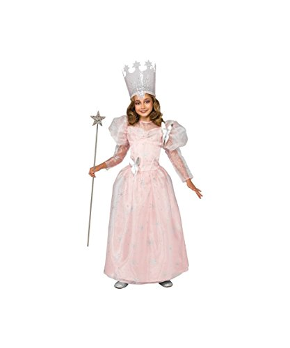 Glinda the Good Witch Girls Costume deluxe