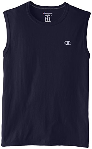 Champion Men's Jersey Muscle T-Shirt