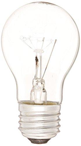 Bulbrite 25A15C 25-Watt Incandescent A15 Appliance Bulb, Clear (25w Appliance Bulb compare prices)